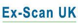 Ex-Scan uk logo